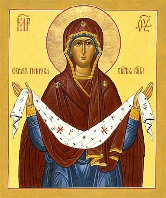Картинки по запросу покров пресвятой богородицы икона картинки