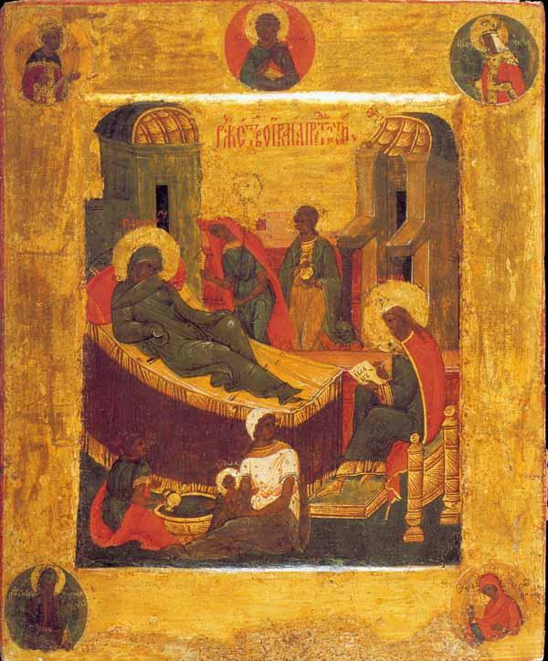 Рождество Иоанна Предтечи.