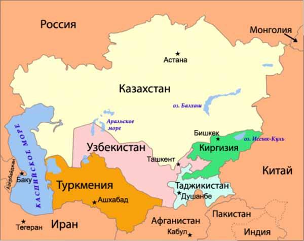 История Православия в Средней Азии и Казахстане | Православная ...